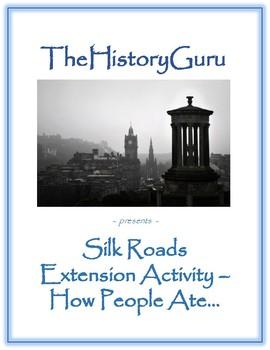 Silk Road Cultural Diffusion and Food