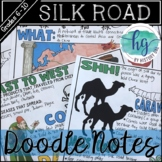 Silk Road Doodle Notes
