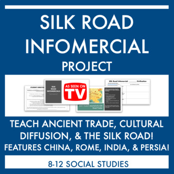 Silk Road Project: Infomercial