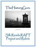 Ancient China Silk Road RAFT Project