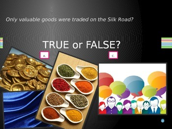 Silk Road Review PowerPoint