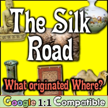 Silk Road: What Originated Where in Ancient China? Students travel the Silk Road