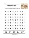 Silk Road Word Search (Grades 4-5)