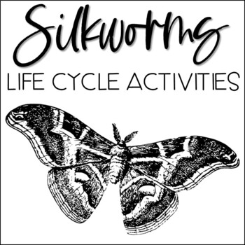 Life Cycle Of A Silkworm Worksheets & Teaching Resources | TpT