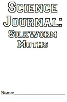 Silkworm One Page Journal