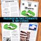 Silkworms: Informational Article, QR Code Research & Fact Sort