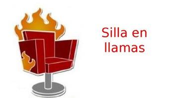Silla en llamas (Hot Seat)