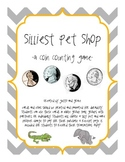 Silliest Pet Shop Money Coin Counting Game