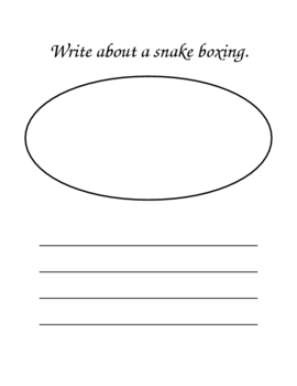 Silly Animal Writing Prompts