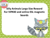 Silly Animals Large Size Reward for VIPKID and Online ESL