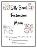 Silly Band Extension Menu: Nine Creative Projects and Activities