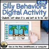 Silly Behaviors Digital Activity