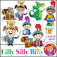 Clipart Knight School {Lilly Silly Billy}