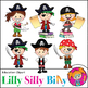 Silly Billy - Learning Adventure Pirates