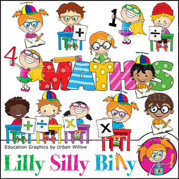 Silly Billy - Love Maths