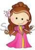 Clipart Fairy Tale and Dragon {Lilly Silly Billy}