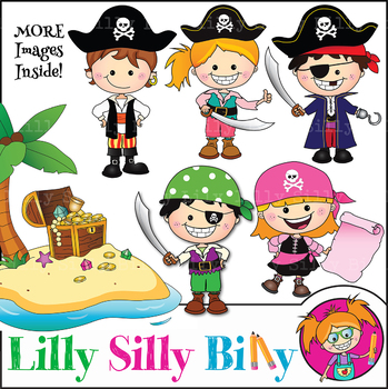 Silly Billy - Pirate Treaures