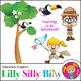 Silly Billy - Safari Rain Forest