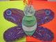 Silly Butterflies Art Activity