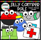 Silly Camper Pals Clipart