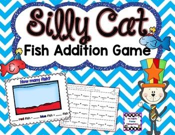 Silly Cat Fish Addition Freebie