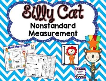 Silly Cat Nonstandard Measurement