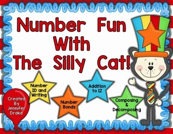 Silly Cat Number Fun