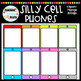 Silly Cell Phones Clipart