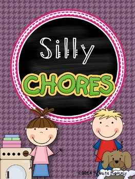 Silly Chore Cards