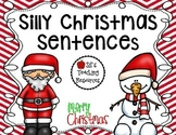 Silly Christmas Sentences