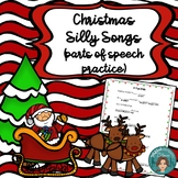 Silly Christmas Songs (Parts of Speech Mad Libs)