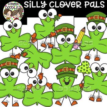 Silly Clover Pals