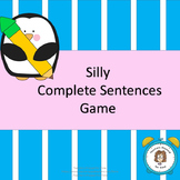 Silly Complete Sentences Game