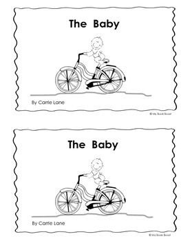 """Easy Reader """"The Baby"""""""