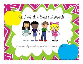 Silly End of the Year Awards