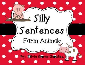 Silly Farm Animal Sentences