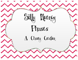 Silly Fluency Phrases