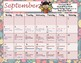 Silly & Fun Holidays for Each School Day Calendar 2017-18 - Free