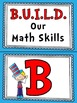 Silly Hat Kids | B.U.I.L.D. Math Centers Organization & Ro