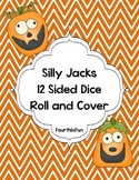 Silly Jacks 12 Sided Dice Roll and Cover