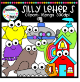Silly Letter s Clipart