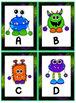 Silly Monster Alphabet Scavenger Hunt: Upper and Lowercase Letters