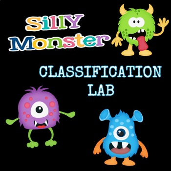 Silly Monster Classification Lab