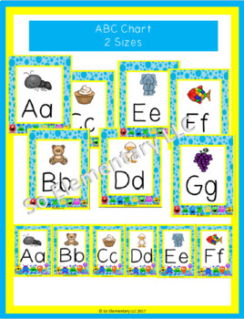 Silly Monsters Classroom Decor Design 1