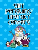 Silly Penguins: Literacy Centers