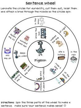 Silly Pigeon {10 Literacy Activities Plus Craftivity}