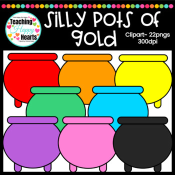 Silly Pots of Gold