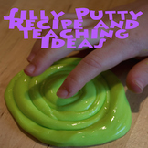 Silly Putty Recipe With Teaching Ideas