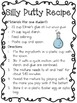 Silly Putty Science ~ Includes a No-Fail Recipe and Lab Packet!