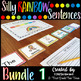 Silly Rainbow Sentences Mega Bundle